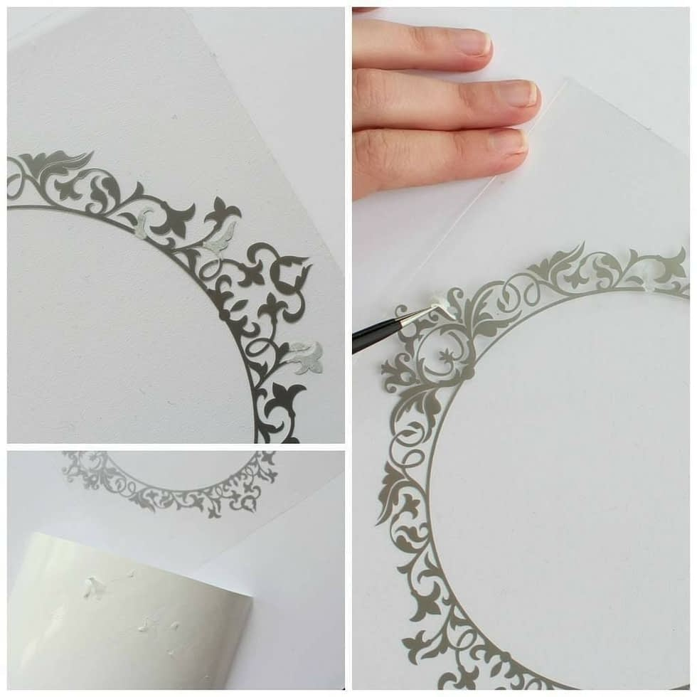 step 5 mirror table plan