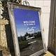 Wedding Mirror Welcome Sign Vinyl