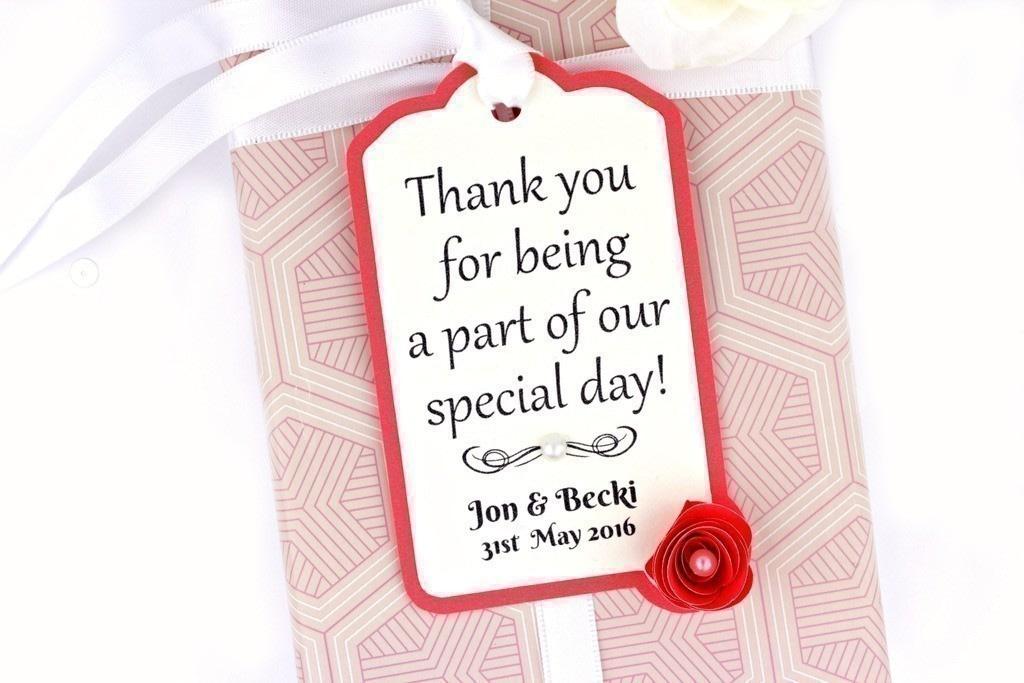 Boho Chic Gift Tags