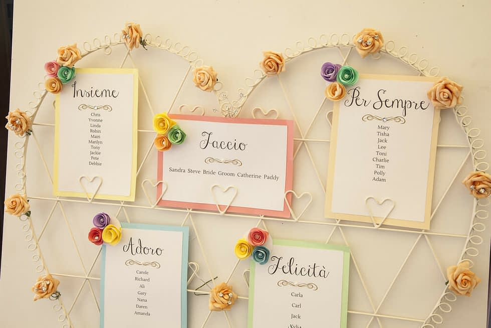 Italian wedding 13