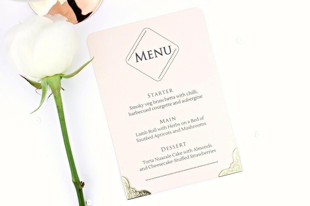 the-one-menu
