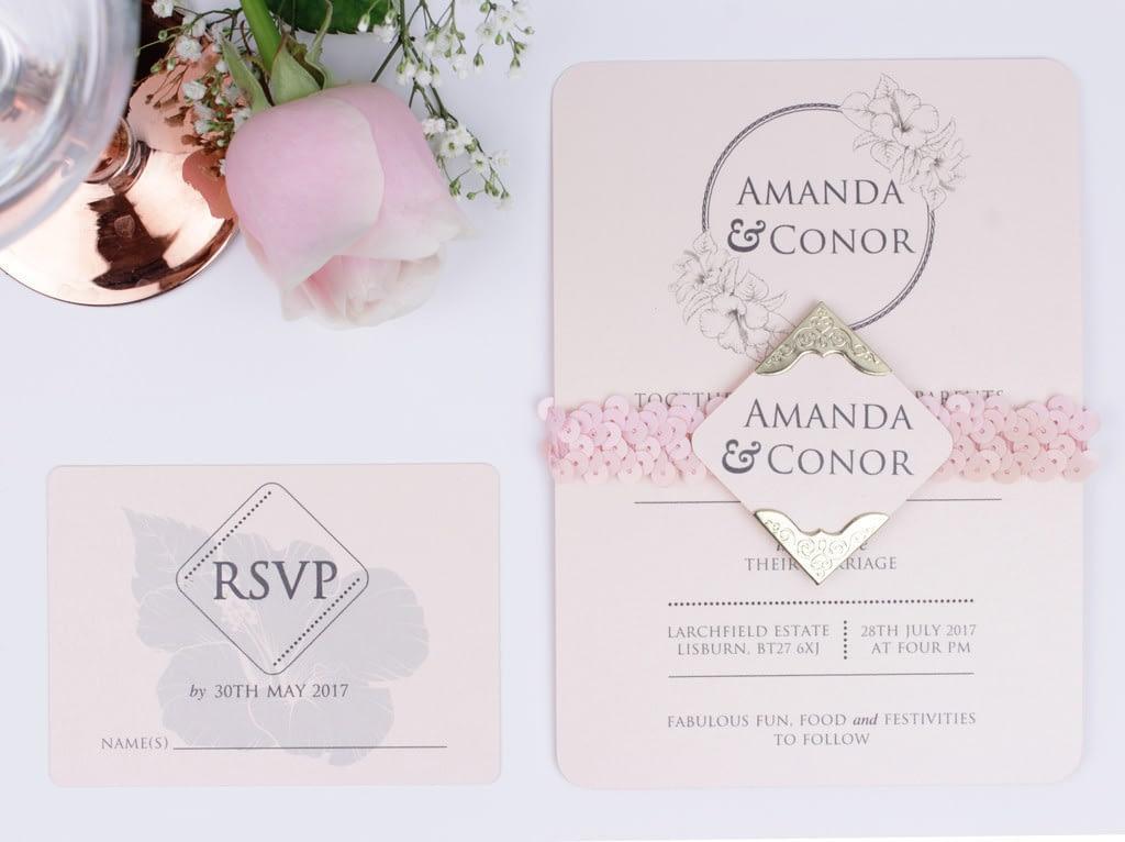 The One Wedding Invitation